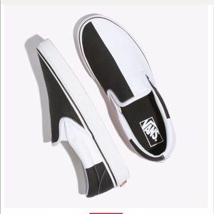 VANS CLASSIC SLIP-ON (MEGA CHECKER)  Sneakers